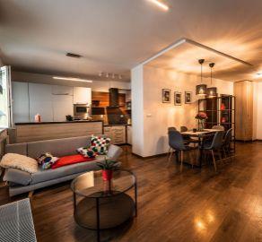 3 izb. byt, novostavba, terasa s panoramanickým výhľadom
