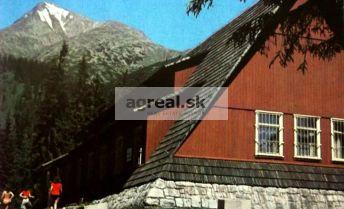Pozemok 37.523 m2 na výstavbu chaty (bývalá Važecká chata) – Tri studničky