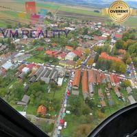 Pre rodinné domy, Mošovce, 891 m²