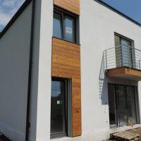Rodinný dom, Brvnište, 95 m², Novostavba