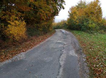 Na predaj pozemok s krásnym výhľadom na les o výmere 2.471m2 v obci Lubina (okres NMnV) časť Cetuna