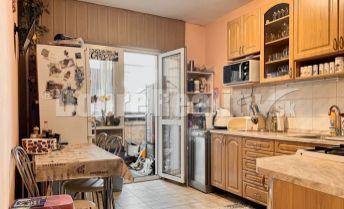 Na predaj 3 izbový byt Necpaly v Prievidzi, 72 m², 2.p./8.p., Ul. Dúbravská