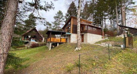 Víkendový alebo celoročný dom - Zádubnie