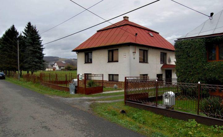 Rodinný dom v Stakčíne.