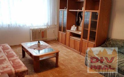 2 izbový byt Andreja Mráza, Bratislava II, Ružinov, zariadený, priestranný, samostatné izby na prenájom