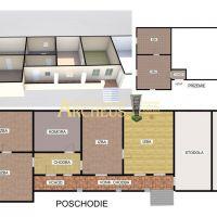 Rodinný dom, Humenné, 180 m², Pôvodný stav