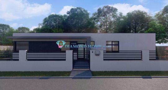 DIAMOND HOME s.r.o. ponúka Vám na predaj 4izbový moderný rodinný dom neďaleko od Dunajskej Stredy v obci Kráľovičove Kračany časť Jastrabie Kračany!
