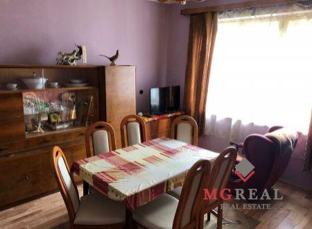 Na predaj rodinný dom Zemianske Kostoľany.