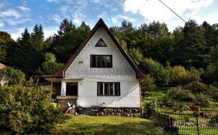 Starší rodinný dom Zlatno ID 2084