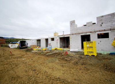 Ponúkame na predaj rodinné domy s garážou a 2 terasami, Diaková, okres Martin