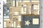 4 izbový byt - Košice-Košická Nová Ves - Fotografia 6