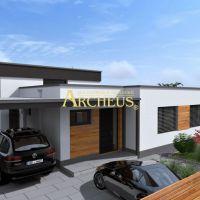 Rodinný dom, Hrubá Borša, 137 m², Vo výstavbe