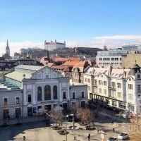 Kancelárie, Bratislava-Staré Mesto, 60 m², Kompletná rekonštrukcia