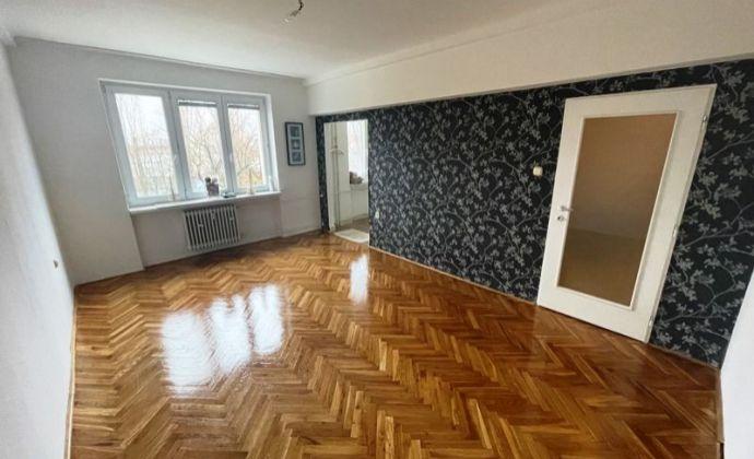 Tehlový 1izb. byt, 40,52 m2 bez balkóna, Kadnárova ul., Bratislava Rača