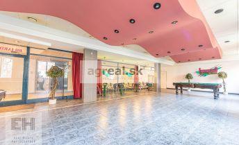 Predaj nebytového priestoru 208 m2 so soc. zázemím v polyfunkčnej budove Majerníkova ul.