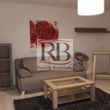 1izbový byt v Bratislave – Ružinove na Trnavskej ceste
