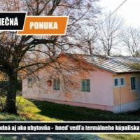 Chata, Santovka, 897 m², Čiastočná rekonštrukcia