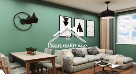 Predaj 3 izbového bytu s predzáhradkou – Zvolen novostavba