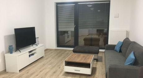 Prenájom 2 izbového bytu v novostavbe na Trnavskej ceste v Ružinove