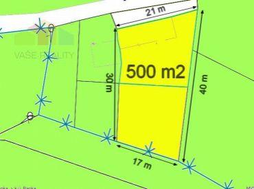 *SUPER CENA * Stavebný pozemok 500 m2 Banka