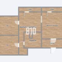 3 izbový byt, Nitra, 74 m², Pôvodný stav