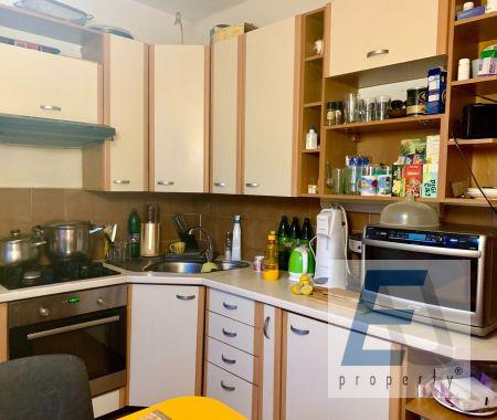 Priestranný 3-izbový byt, Šrobárová Starý juh, Poprad