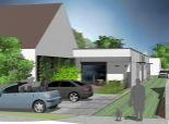Okr. SENEC - NA PREDAJ - 3 izbový dom s terasou a predzáhradkou v dvojdome v zastavanej časti obce v Ivanke pri Dunaji