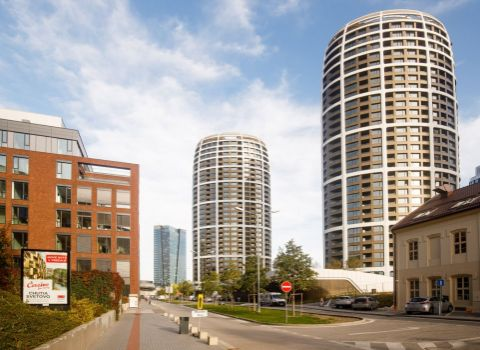 REZERVOVANÝ - Na predaj krásny 2 izbový byt vo výnimočnom projekte SKY PARK orientovaný na východ