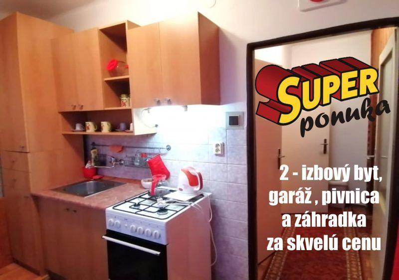 2-izbový byt-Predaj-Šarovce-25990.00 €