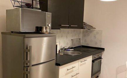 PRENÁJOM 1- izbový byt v novostavbe ,lokalita Bratislava-Dúbravka na ulici pri Hrubej lúke.Expisreal