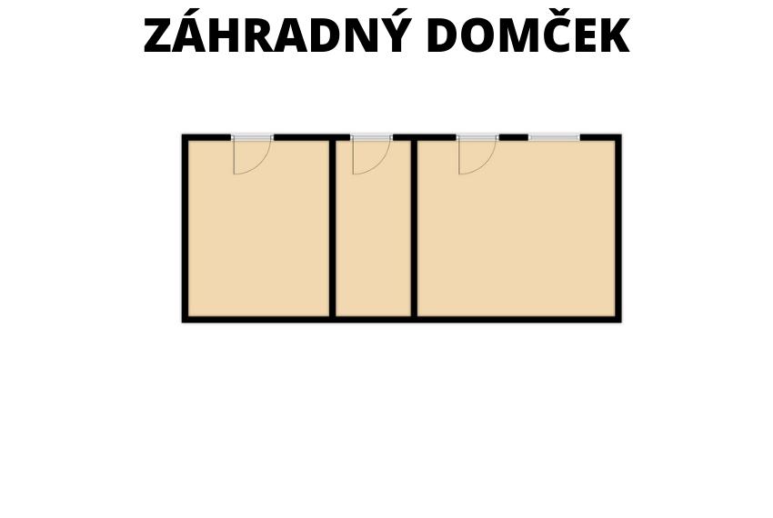 PREDANÉ rodinný dom Poprad - Veľká, pozemok 1061 m2 - 10