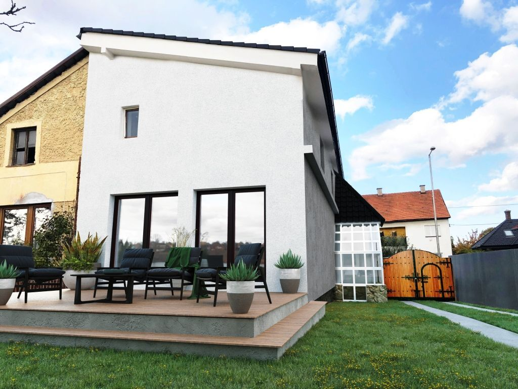 PREDANÉ rodinný dom Poprad - Veľká, pozemok 1061 m2 - 3