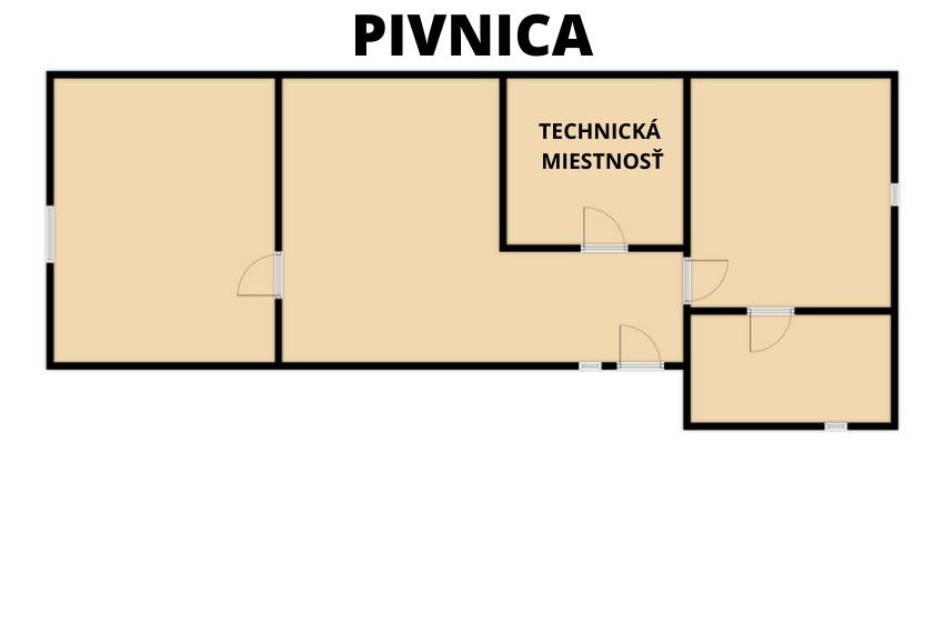 PREDANÉ rodinný dom Poprad - Veľká, pozemok 1061 m2 - 9