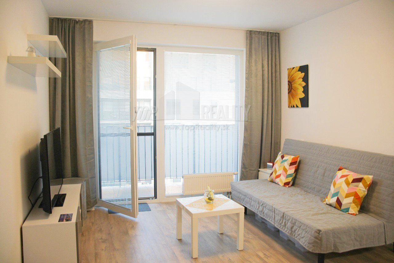 1-izbový byt-Prenájom-Bratislava - mestská časť Petržalka-450.00 €