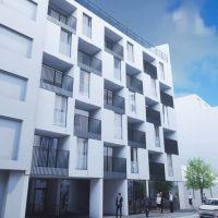 2 izbový byt, Bratislava-Staré Mesto, 35 m², Novostavba