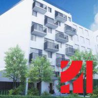 2 izbový byt, Bratislava-Staré Mesto, 52 m², Novostavba