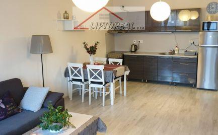 2 izb. apartmán s priestrannou terasou Liptovský Ján