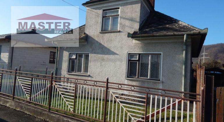 Na predaj 3-izbový rodinný dom 721 m2, Zemianske Kostoľany, okres Prievidza