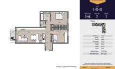 PREDAJ, 3-izbový byt, novostavba, Mlynská Bašta, Košice
