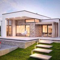 Rodinný dom, Malé Leváre, 123 m², Novostavba