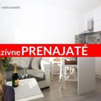 1 izbový byt, Dolný Kubín, 40 m², Kompletná rekonštrukcia