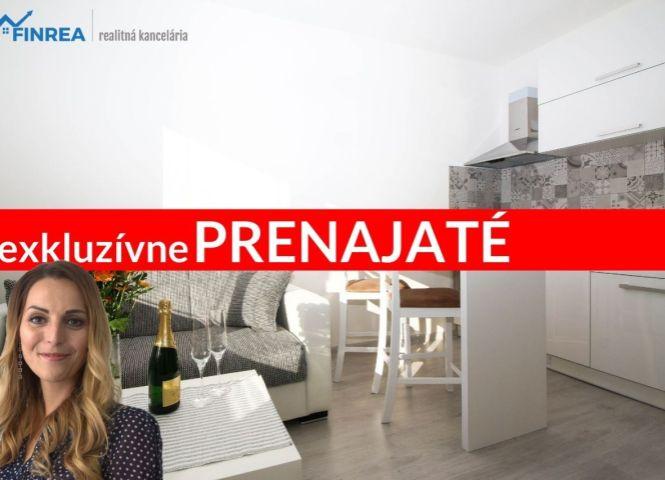 1 izbový byt - Dolný Kubín - Fotografia 1