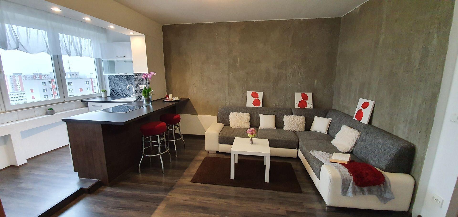 2-izbový byt-Predaj-Bratislava - mestská časť Petržalka-134 900 €