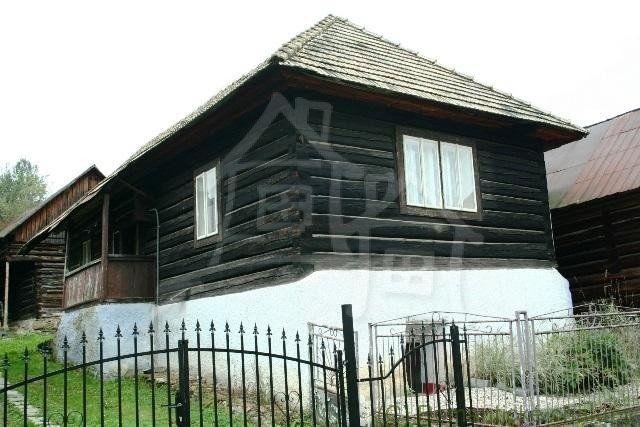 Rekreačná chata-Predaj-Starina-27 000 €