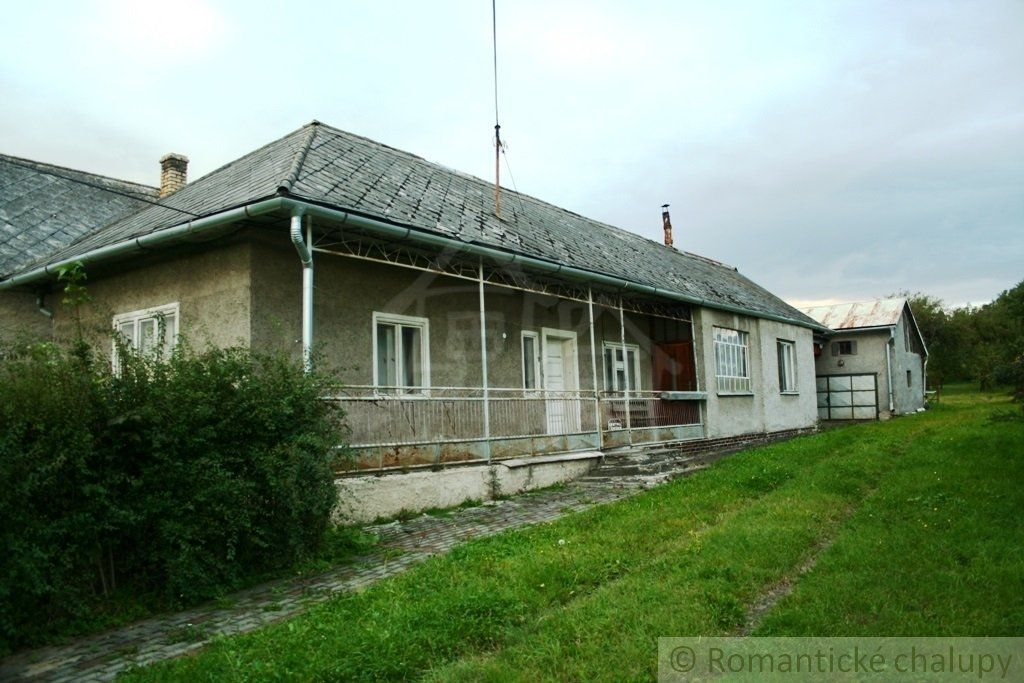 Rekreačná chata-Predaj-Krivany-44 900 €