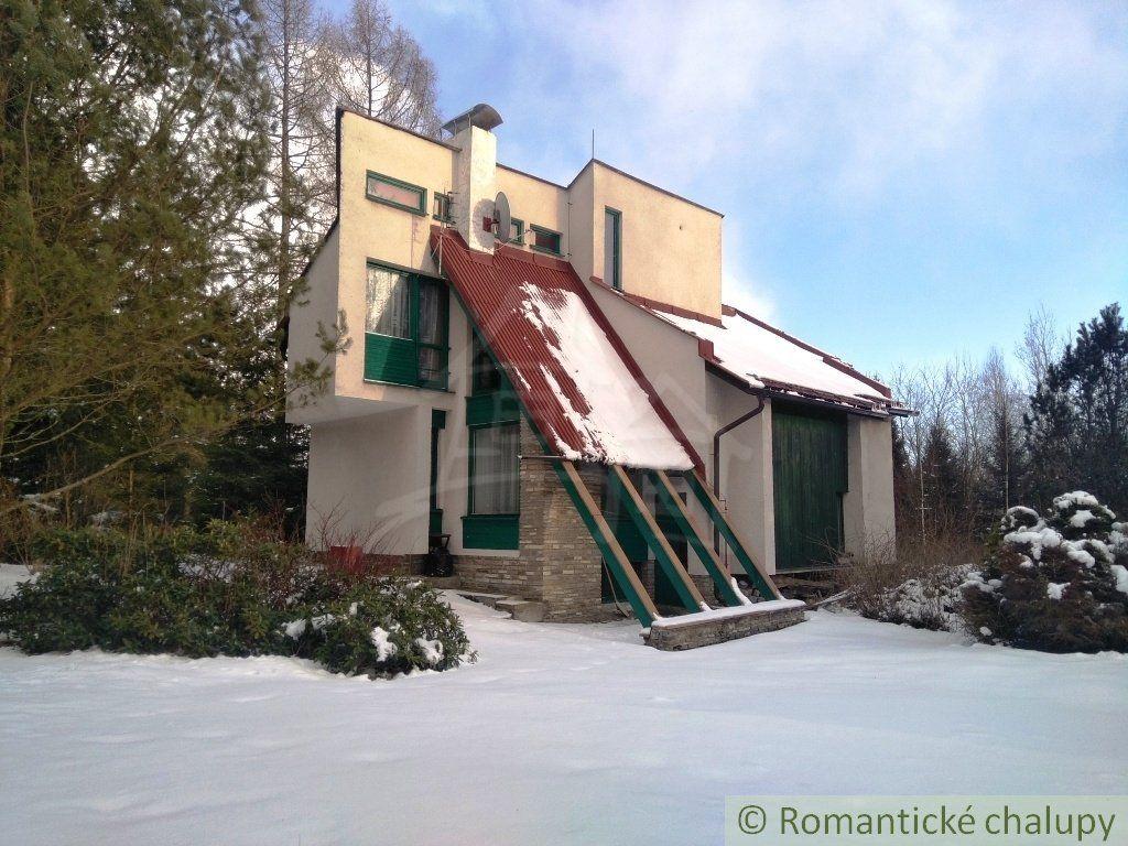 Rekreačná chata-Predaj-Stará Lesná-294 000 €