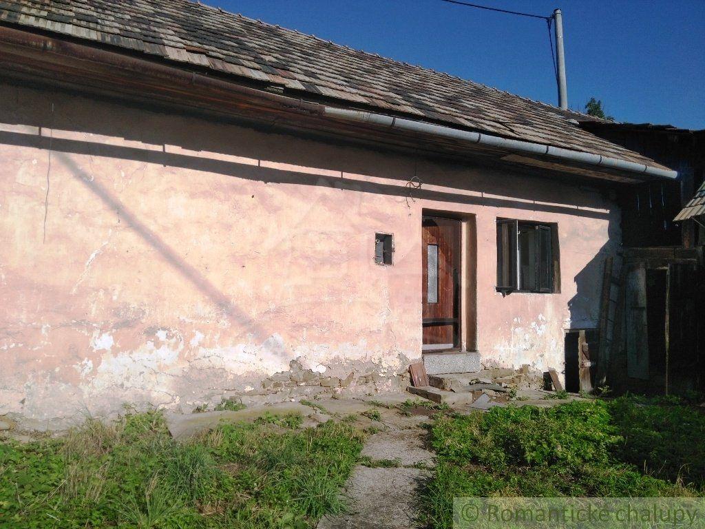 Rekreačná chata-Predaj-Nižné Ružbachy-22 900 €