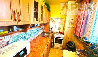 Exkluzívne iba u nás v APEX reality 2i. byt na Nerudovej ul. v TT, 50 m2, pôvodný stav