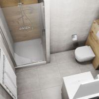 2 izbový byt, Martin, 54 m², Novostavba