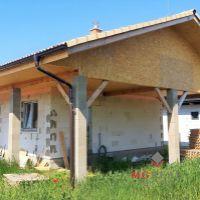 Rodinný dom, Krnča, 110 m², Vo výstavbe
